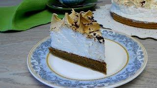 """Легкий воздушный торт """"Облачко"""" Просто и так вкусно! Умный духовой шкаф REDMOND"""