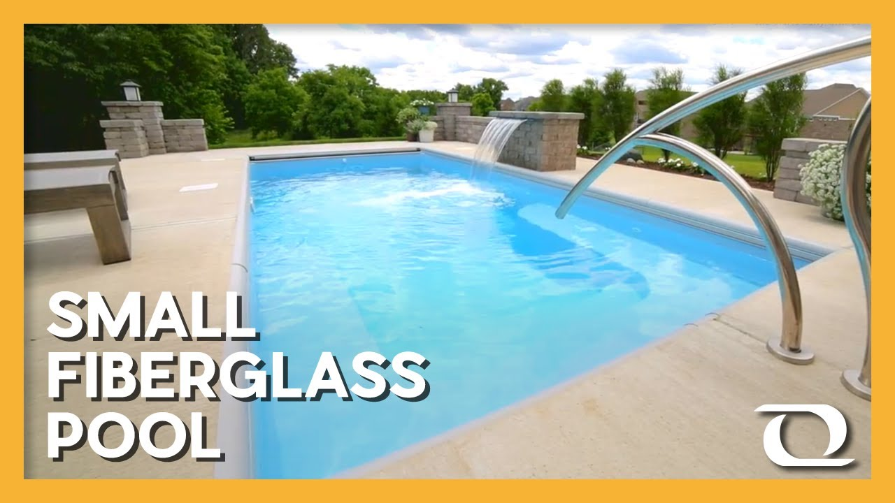 Thursday Pools | Sea Turtle (Caribbean Sparkle)  Fiberglass Pool Design
