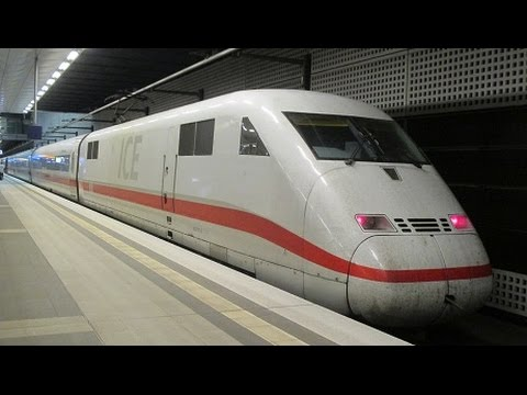 Deutsche Bahn ICE 1045 (Cologne to Berlin) - August 22nd, 2015