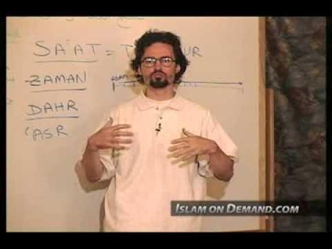 Determining The Prayer Times - Hamza Yusuf