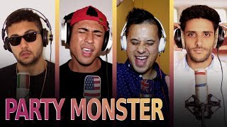 Party Monster - The Weeknd (Continuum Cover)
