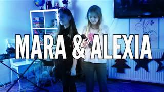 MARA & ALEXIA- LIVE-Scoala de iarna 2018