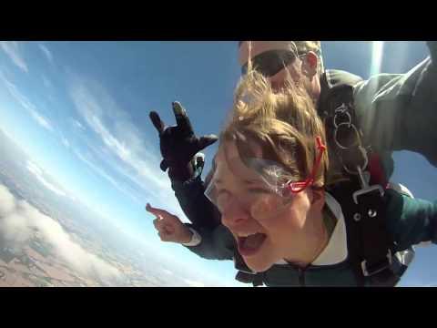 Skydiving in Columbus Ohio