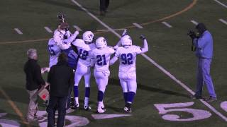 Ainlay Football 2011 SR Highlights (playoffs only)