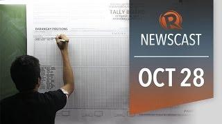 Rappler Newscast: barangay polls, Bangsamoro, NSA spying allegations