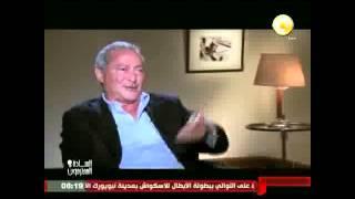 """بالفيديو.. ساويرس: """"السيسي بيشتغل فاعل وغفير ورئيس وزراء"""""""