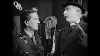 General Post (1920) - extract   BFI National Archive