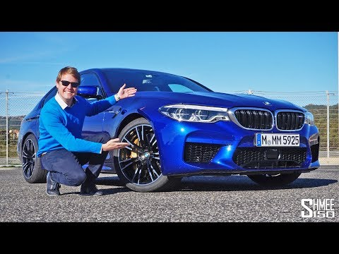 THIS is the NEW BMW M5! | REVIEW