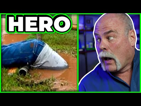 THESE PLUMBERS ARE HEROES! Real Plumber Reacts