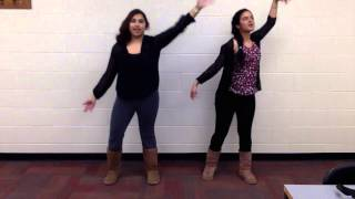 Chittiyaan Kalaiyaan Easy Dance Steps!