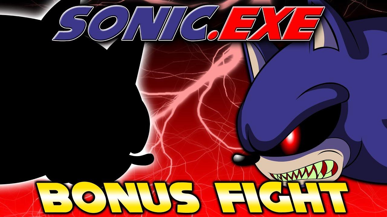 Sonic EXE: BONUS FIGHT