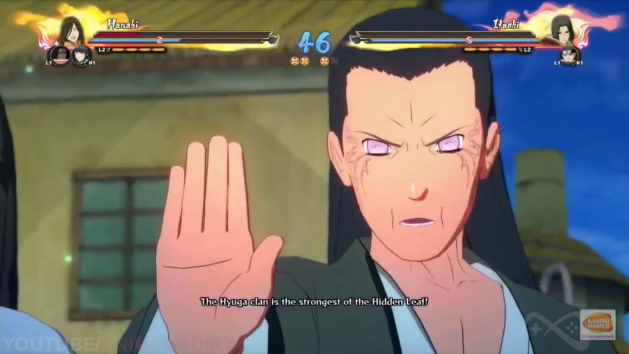Naruto Shippuden: Storm Storm 4-Kakashi,Shisui Uchiha Perfect ...