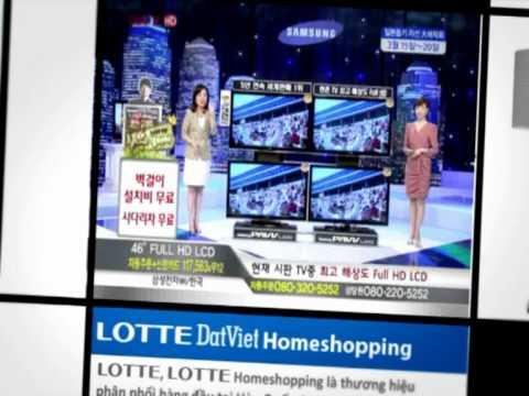 Lotte DatViet - Đẳng cấp mua sắm mới