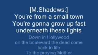 The River- Good Charlotte(w/ Lyrics)