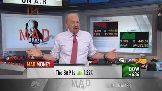Jim Cramer: The impact of inflation on the bull market