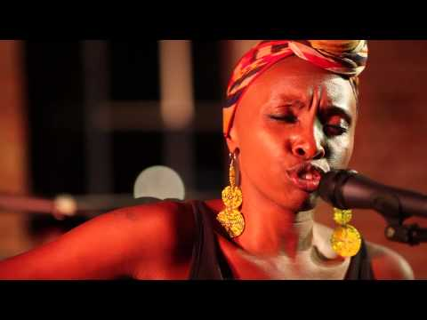 Naomi Wachira live at Golden Gardens (The Round #100, presented by Abbey Arts)