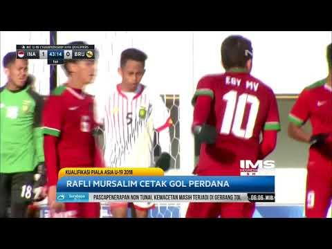 Indonesia Menggulung Brunei 5-0