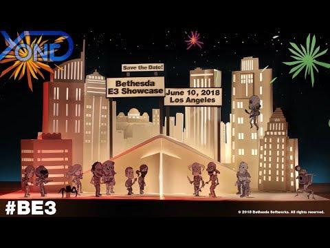 Bethesda E3 2018 Press Conference Live with YongYea