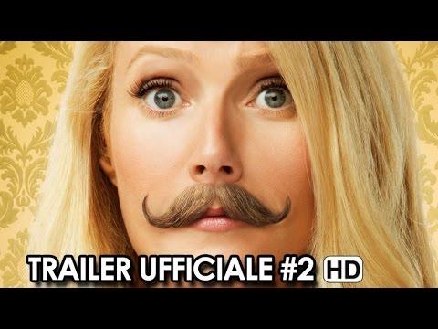 Mortdecai Trailer Ufficiale Italiano #2 (2015) - Johnny Depp, Gwyneth Paltrow Movie HD