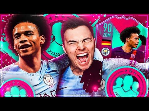 FIFA 19: FUT BIRTHDAY Sané SQUAD BUILDER BATTLE 🔥