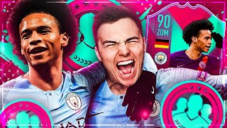 FIFA 19: FUT BIRTHDAY Sané SQUAD BUILDER BATTLE 🔥