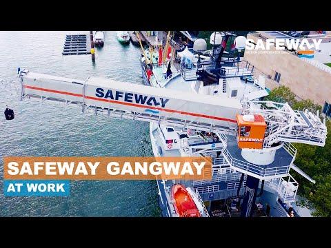 THE SAFEWAY GANGWAY @ WORK | Safeway gangway