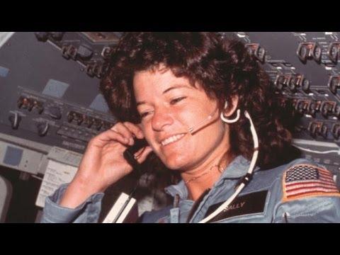 Astronaut Sally Ride's Secret Journey