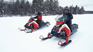 Polaris Patriot 850 vs 650 review