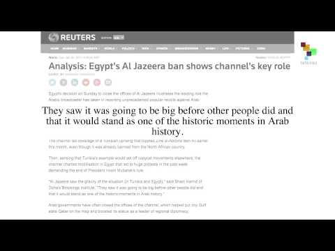 Media Review - AL JAZEERA