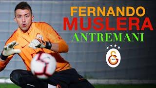 Fernando Muslera | #DahaİyisiYok