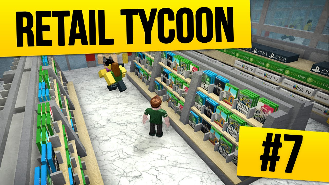roblox games retail tycoon