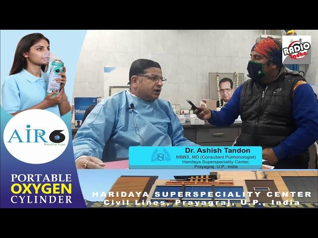 Why Vaccine is important : Expert Advice Dr Ashish Tandon Pulmonologist Prayagraj UP INDIA