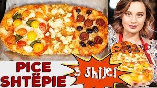 Pice shtepie * Ju garantojmë për shijen e mrekullueshme | Albanian|Shqip