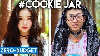 K-POP WITH ZERO BUDGET! (Red Velvet- #Cookie Jar)