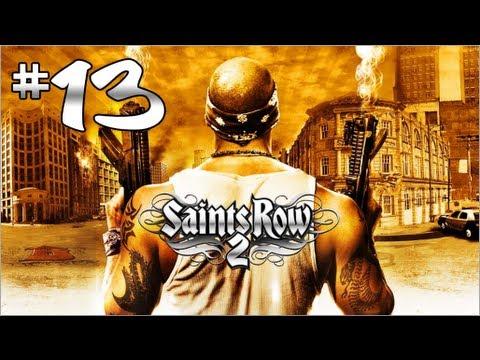 "Saints Row 2 - Gameplay Walkthrough (Part 13) ""Bleeding Out"" |"