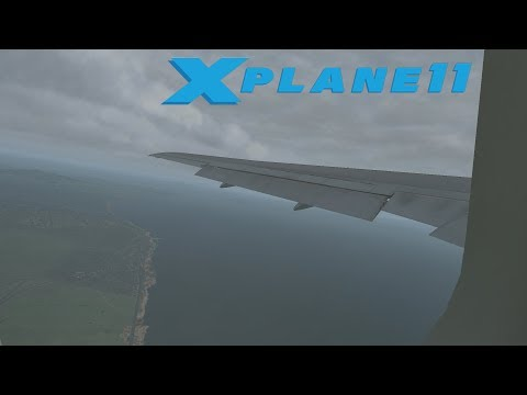 Seoul to Pyongyang (North Korea) flight with Boeing 767-300ER [X-Plane 11]