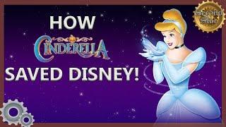How Cinderella SAVED Disney | Treble Trivia