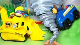 #Мультики для детей с игрушками Щенячий Патруль и Супер двигатель! Новые #Мультфильмы 2017