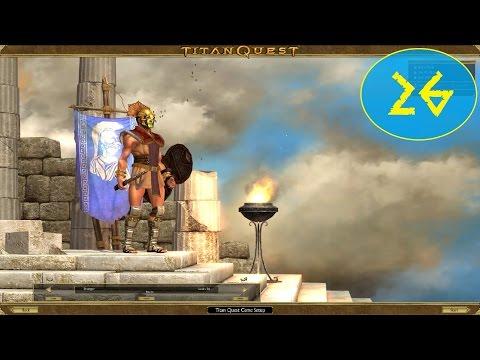 Titan Quest Anniversary Edition Playthrough Part 26: Memphis