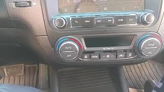 Yeni Kia Cerato Clean Air kontrolü