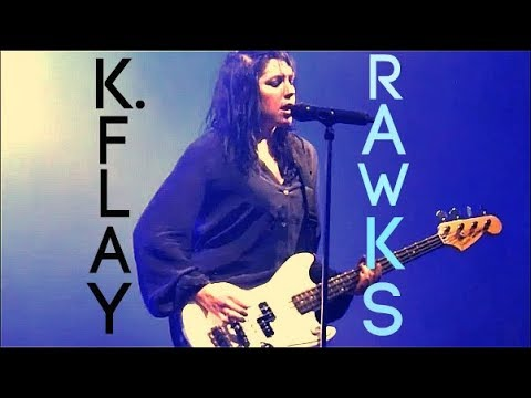 KFlay Everywhere Is Somewhere Tour  2018  Concert