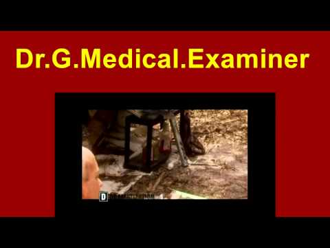 Dr  G Medical Examiner  107