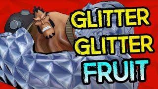 Jozu's Glitter - Glitter Fruit Explained! - One Piece Discussion