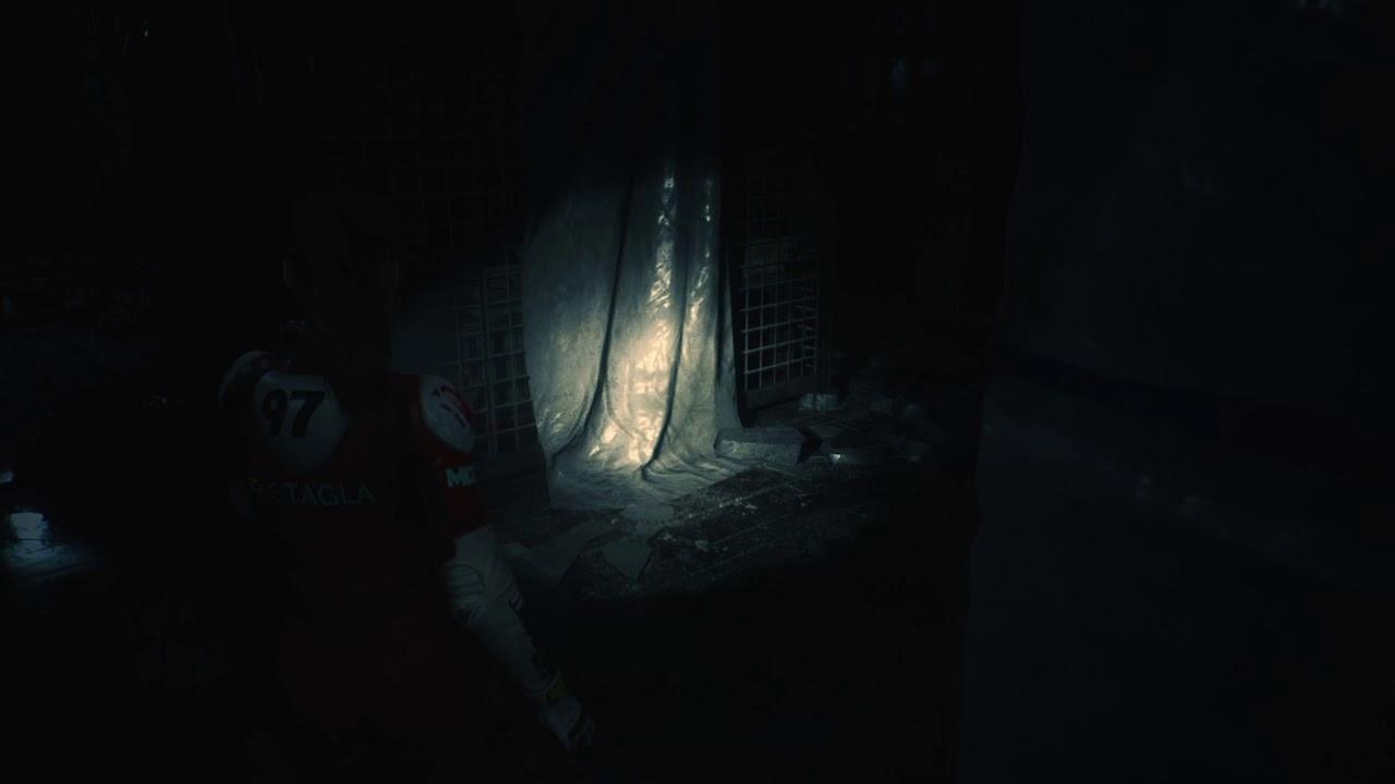 resident evil 2 detonate c4