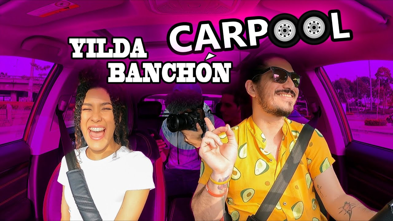 @Yilda Banchon en El Carpool de Logan   Logan y Logan