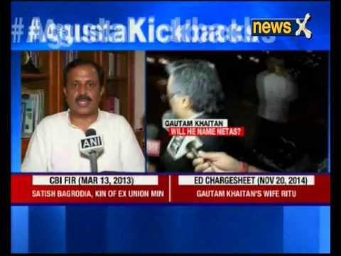 #AgustaKickbacks: Will SP Tyagi and Gautam Khaitan take names?