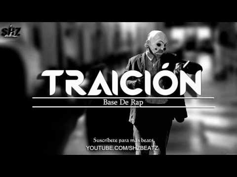 base-de-rap---traiciÓn---instrumental-de-hip-hop