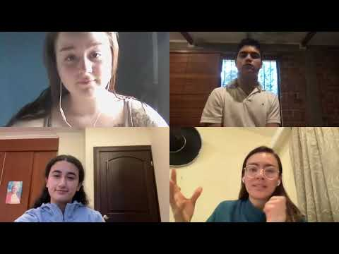 Interview with Kazi, Gosia, Ellie and Molly