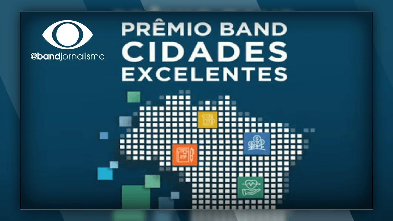 """Download Prêmio """"Band cidades excelentes"""" vai premiar os melhores municípios do estado de SP"""