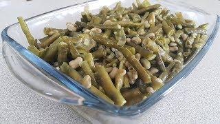 Börülce Salatası Nasıl Yapılır?-Pratik Salata